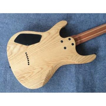 Custom Shop 7 String Natural 7 Ply Neck Through Regius Electric Guitar