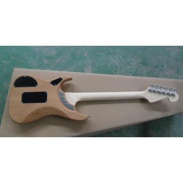 Custom Shop 6 String Nuno Natural Washburn Electric Guitar