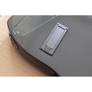 Custom Shop  ESP Snake Byte Black Electric Guitar