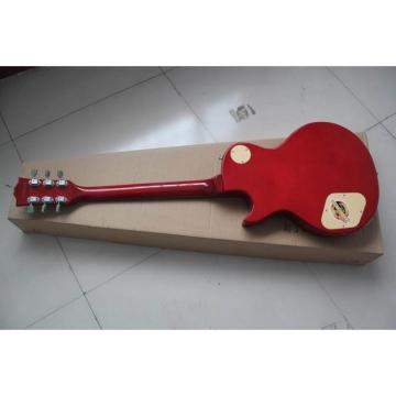 Custom Shop 1959 Tiger Flame Electric Guitar Frets Binding