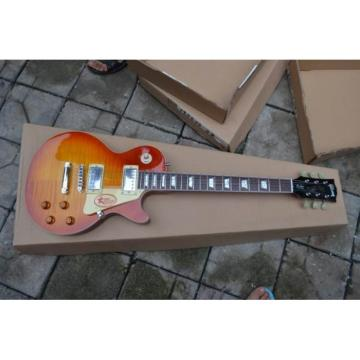 Custom Shop 1959 R9 Tiger Flame Electric Guitar