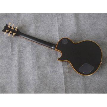 Custom Series TTGC Gold Tuner Ebony Cream Binding Electric Guitar