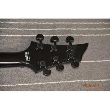 Custom Schecter Hell Raiser Diamond Black Electric Guitar 5 Ply Bindings