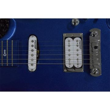 Custom Schecter Blue Prince 6 String Cloud Electric Guitar Left/Right Handed Option
