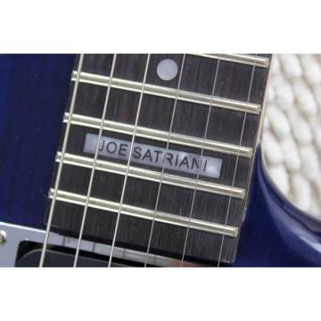 Custom S20S Joe Satriani Blue Limited Edition Electric Guitar