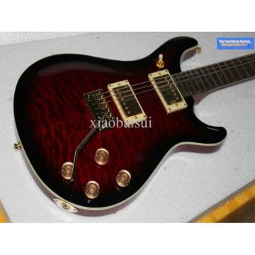 Custom PRS Red Wine Electric Guitar