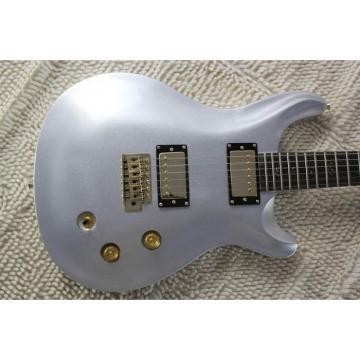 Custom PRS SE Orianthi Scarlet Silver Electric Guitar