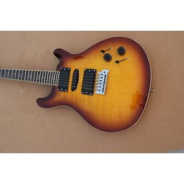 Custom PRS Santana Tiger Finish Electric Guitar