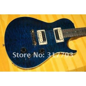 Custom Paul Reed Smith Mira Whale Blue Electric Guitar