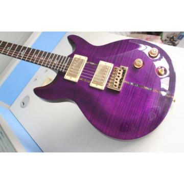 Custom Paul Reed Smith Violet Electric Guitar