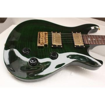 Custom Paul Reed Smith Deep Green Electric Guitar