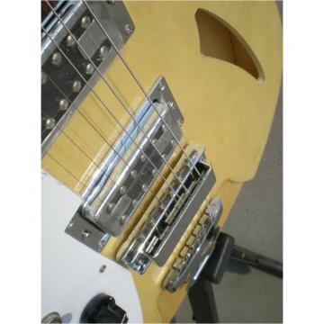 Custom Naturalglo 330 Left Handed Electric Guitar