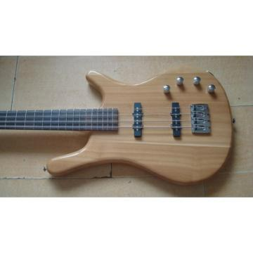 Custom Natural Washburn Electric Guitar