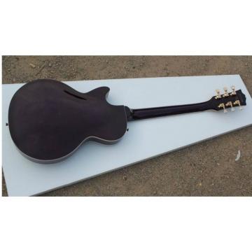 Custom LP Supreme Ebony Fingerboard Wine Red Electric Guitar