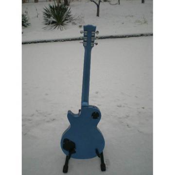 Custom LP Pelham Blue Standard Electric Guitar