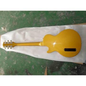 Custom LP  Billie Joe Armstrong Signature Metallic Gold Junior Electric Guitar