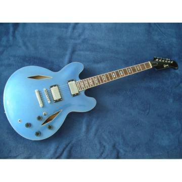 Custom LP Dave Grohl Pelham Blue DG-335 Electric Guitar