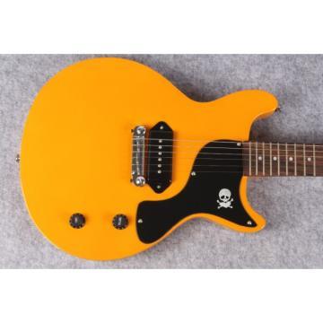 Custom LP  Billie Joe Armstrong Signature TV Yellow Junior Electric Guitar