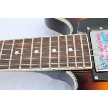 Custom guitarra ES335 Tobacco Electric Guitar