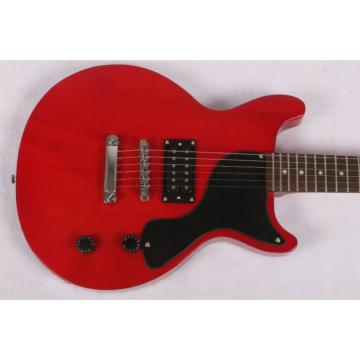 Custom LP  Billie Joe Armstrong Signature Red Junior Electric Guitar