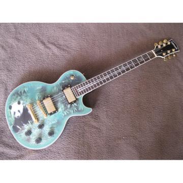 Custom Kepoon Panda Patent D Electric Guitar