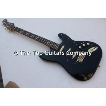 Custom Jim Root Fender Black Electric Guitar