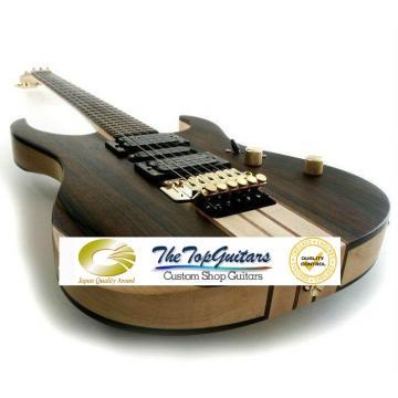 Custom Joodo 6 Strings Maple Body Gold Hardware Electric Guitar
