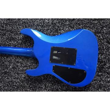 Custom Jackson Soloist Metallic Blue X Series Electric Guitar