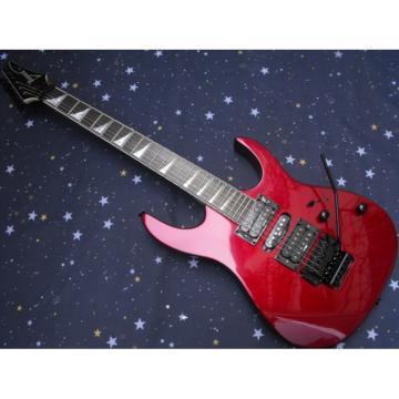 Custom Ibanez Maroon RG Series Electric Guitar