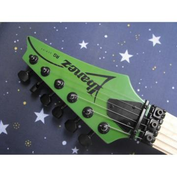 Custom Ibanez Green RG Series Electric Guitar
