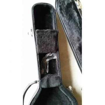 Custom High Quality Black Electric Guitar Hardcase