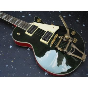 Custom Gretsch Green Nashville Electric Guitar