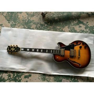 Custom ES137 Florentine LP Right Handed Fhole Vintage Electric Guitar