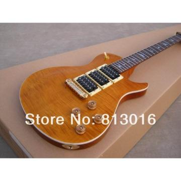 Custom Built PRS Natural Finish Chris Henderson Electric Guitar