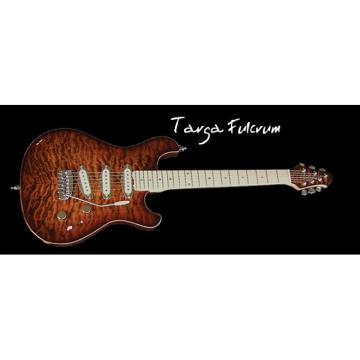 Custom Built Fulcrum Electric Guitar