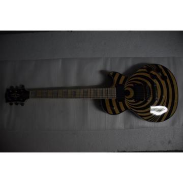 Custom Built Buzzsaw Zakk Wylde Vertigo Shedder LP Electric Guitar