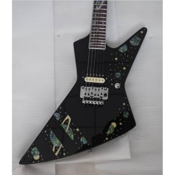 Custom Build Black Boris Dommenget Electric Guitar