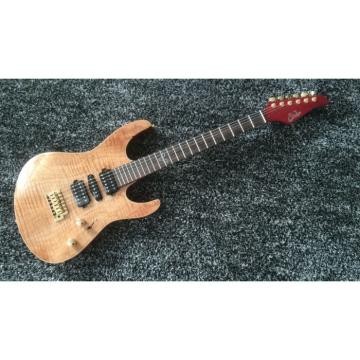Custom Build Suhr Koa 6 String Electric Guitar
