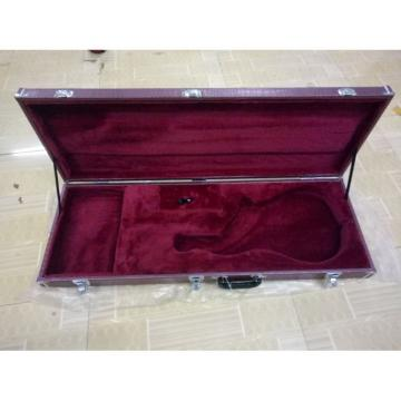 Custom Build Prince Cloud Hard Case Purple Red Wine Interior