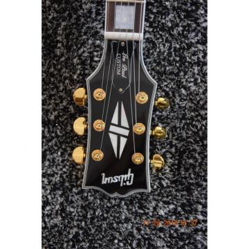 Custom Billy Morrison Randy Rhoads Vintage White Electric Guitar Marc Bolan