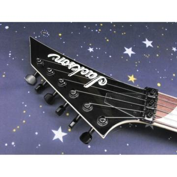 Custom Shop Flying V Jackson USA RR1 Randy Rhoads Black Guitar