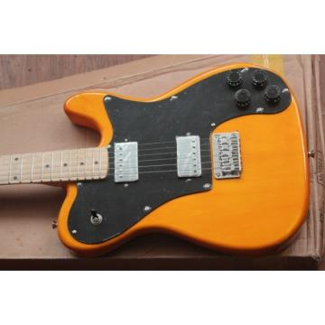 Custom American Fender Delux Electric Guitar
