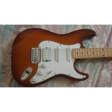 Custom American Fender Natural Electric Guitar