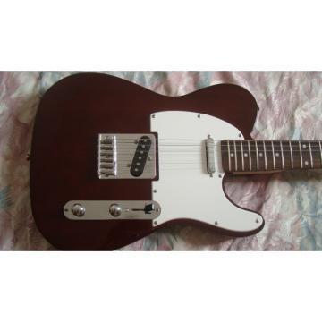 Custom American Fender Brown Electric Guitar