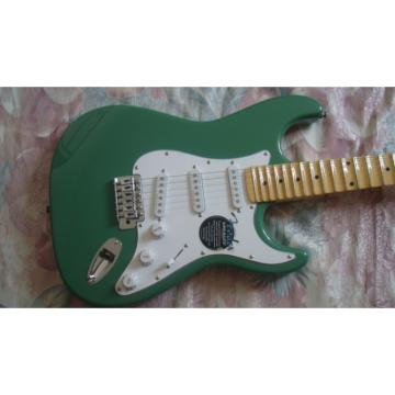 Custom American Fender Green Electric Guitar