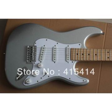 Custom American Fender Gray Stratocaster Electric Guitar