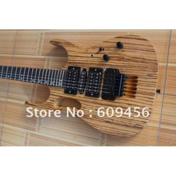 Custom 6 Strings Ibanez Natural Jem Electric Guitar