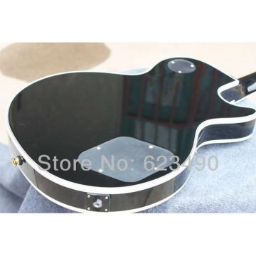 Custom '57 Left Handed guitarra Black Beauty Electric Guitar