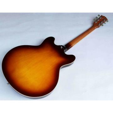 Custom 1960 Slim Neck ES 335 VOS Tobacco Jazz Electric guitar