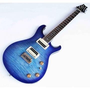 Custom 24 Paul Reed Smith Dark Blue Electric Guitar